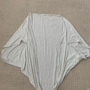 New with out tags lululemon poncho